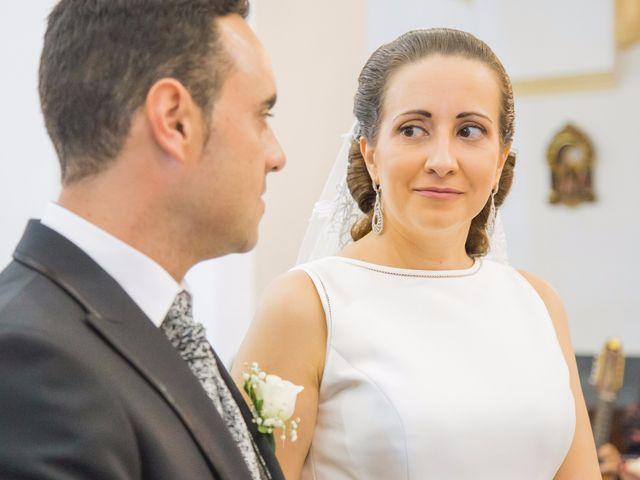 La boda de Victor y Ángela en Talarrubias, Badajoz 16
