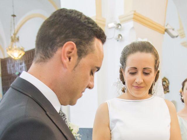 La boda de Victor y Ángela en Talarrubias, Badajoz 17