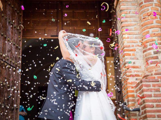 La boda de Victor y Ángela en Talarrubias, Badajoz 20