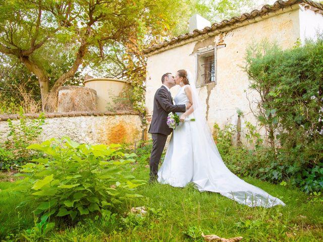 La boda de Victor y Ángela en Talarrubias, Badajoz 24