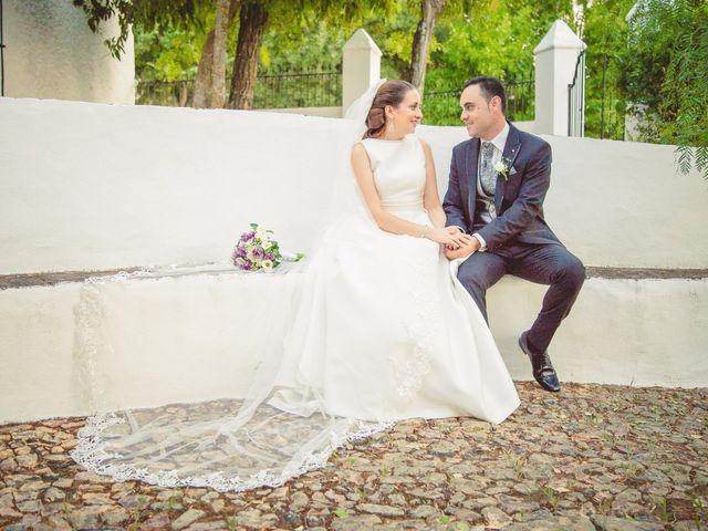 La boda de Victor y Ángela en Talarrubias, Badajoz 25
