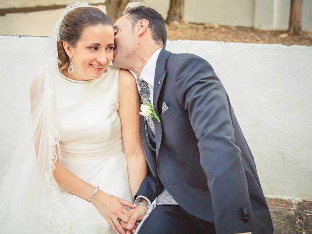 La boda de Victor y Ángela en Talarrubias, Badajoz 26