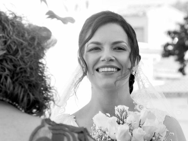 La boda de David y Elizabeth en Logrosan, Cáceres 6