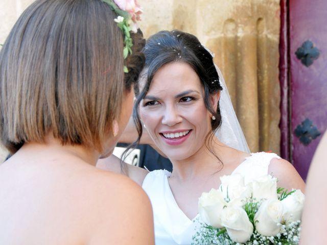 La boda de David y Elizabeth en Logrosan, Cáceres 9