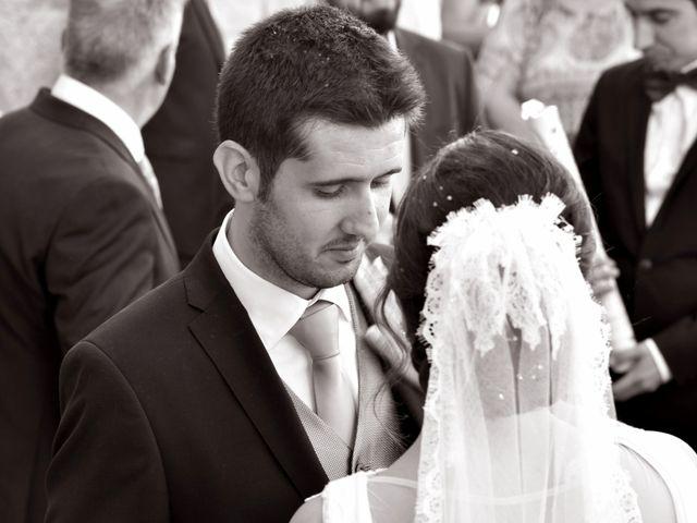 La boda de David y Elizabeth en Logrosan, Cáceres 11