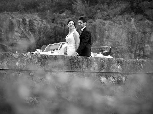 La boda de David y Elizabeth en Logrosan, Cáceres 12