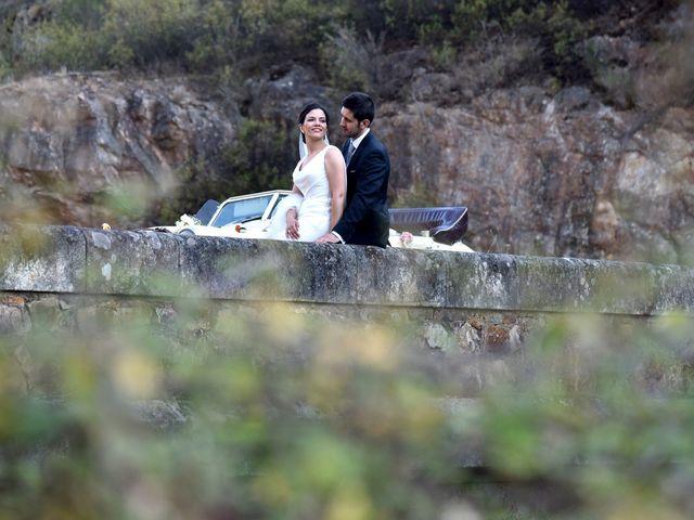 La boda de David y Elizabeth en Logrosan, Cáceres 13