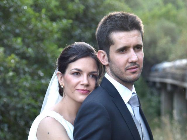 La boda de David y Elizabeth en Logrosan, Cáceres 14