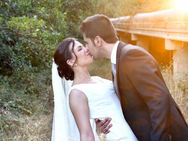 La boda de David y Elizabeth en Logrosan, Cáceres 15