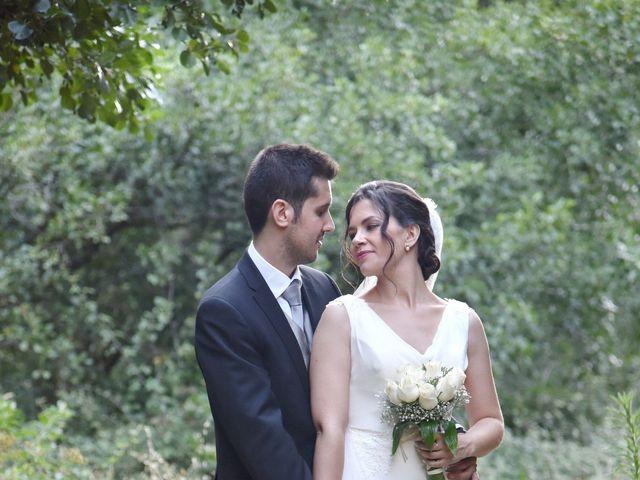 La boda de David y Elizabeth en Logrosan, Cáceres 16