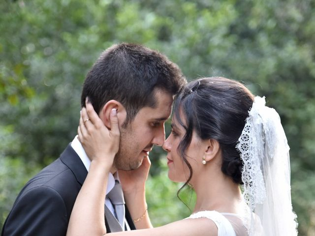 La boda de David y Elizabeth en Logrosan, Cáceres 17