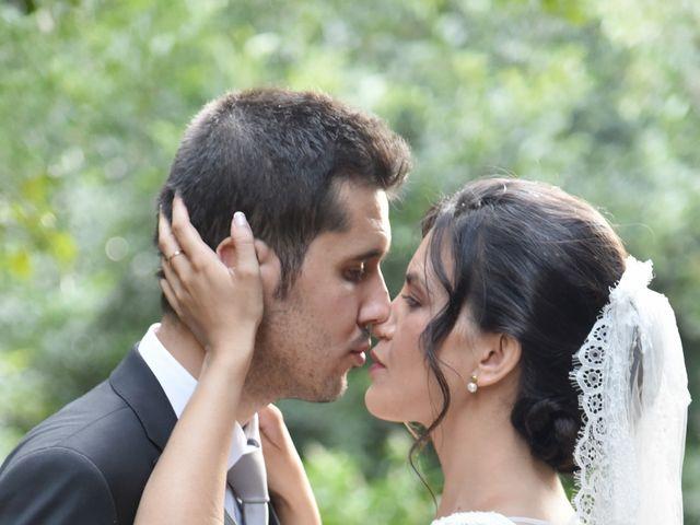 La boda de David y Elizabeth en Logrosan, Cáceres 18