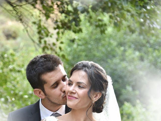 La boda de David y Elizabeth en Logrosan, Cáceres 19