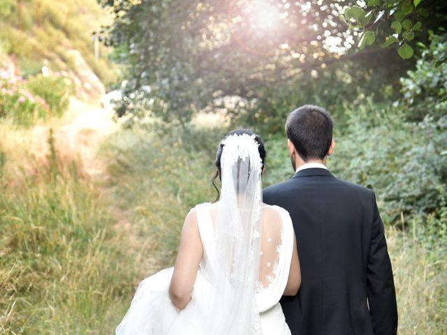 La boda de David y Elizabeth en Logrosan, Cáceres 20