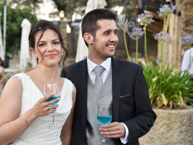 La boda de David y Elizabeth en Logrosan, Cáceres 25