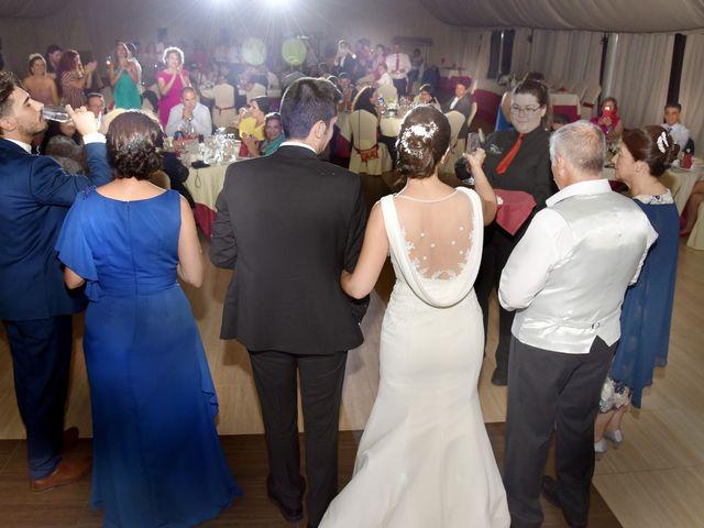 La boda de David y Elizabeth en Logrosan, Cáceres 26