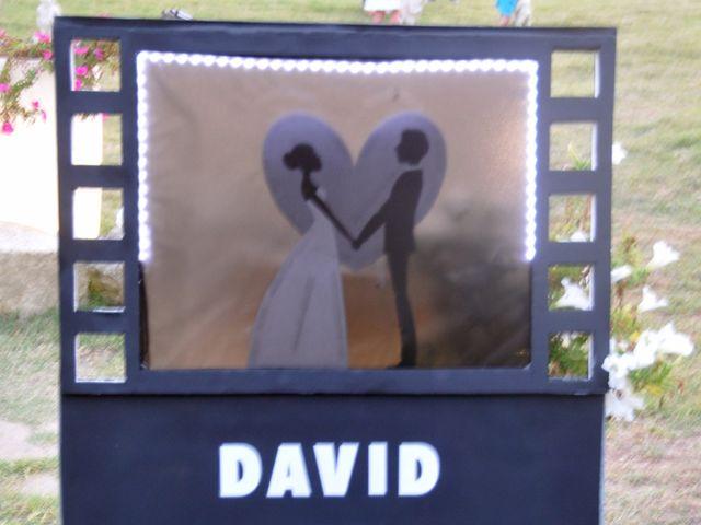 La boda de David y Elizabeth en Logrosan, Cáceres 27