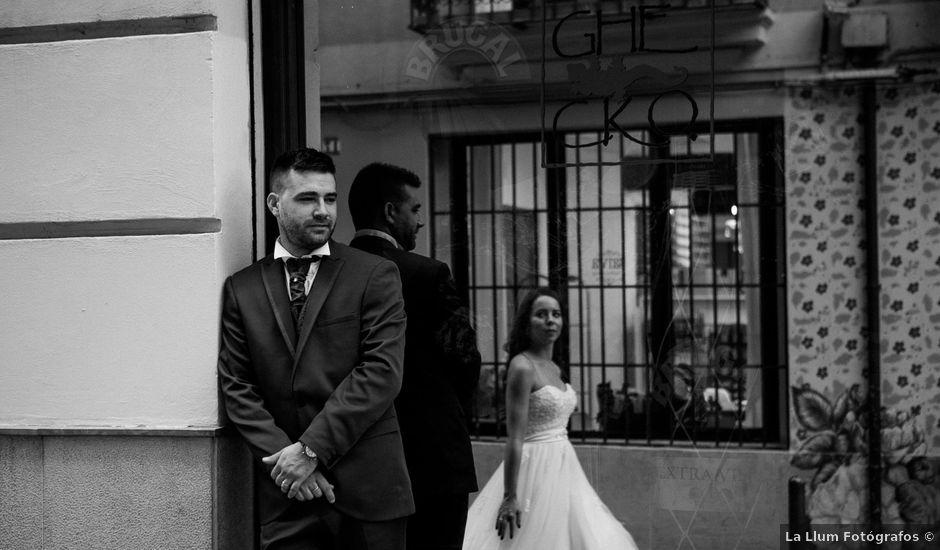 La boda de Pedro y Sandra en Museros, Valencia
