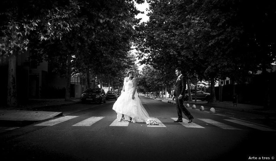 La boda de Dani y Inma en Lepe, Huelva