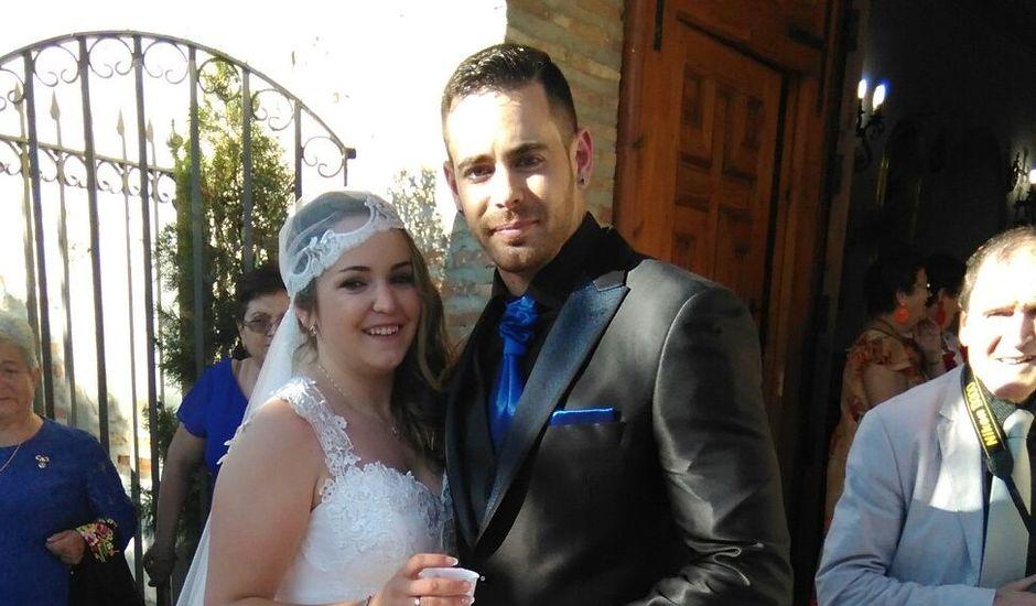 La boda de Chema y Saray  en Numancia De La Sagra, Toledo