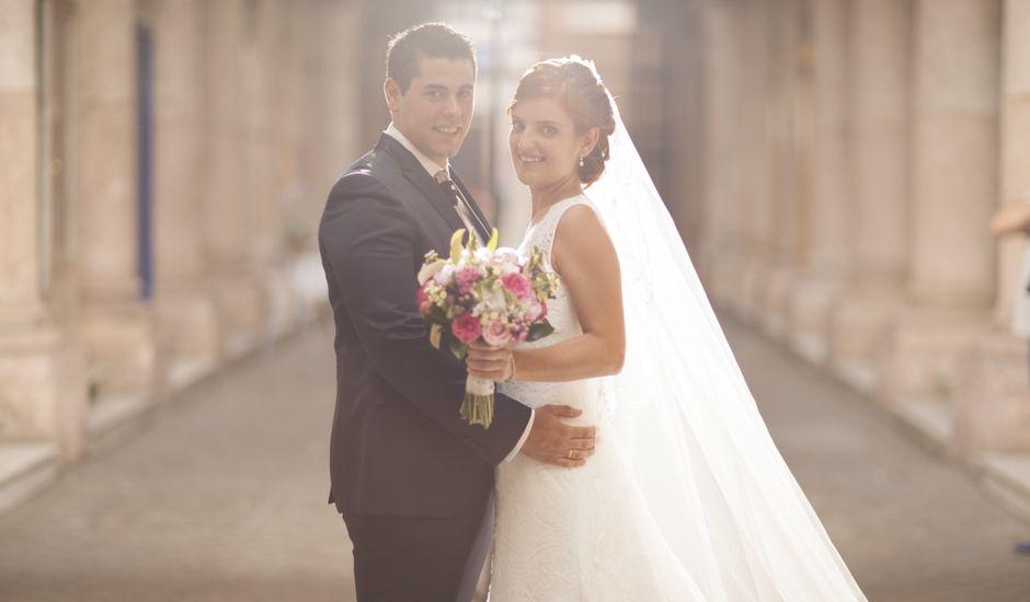 La boda de David y Beatriz en Albacete, Albacete