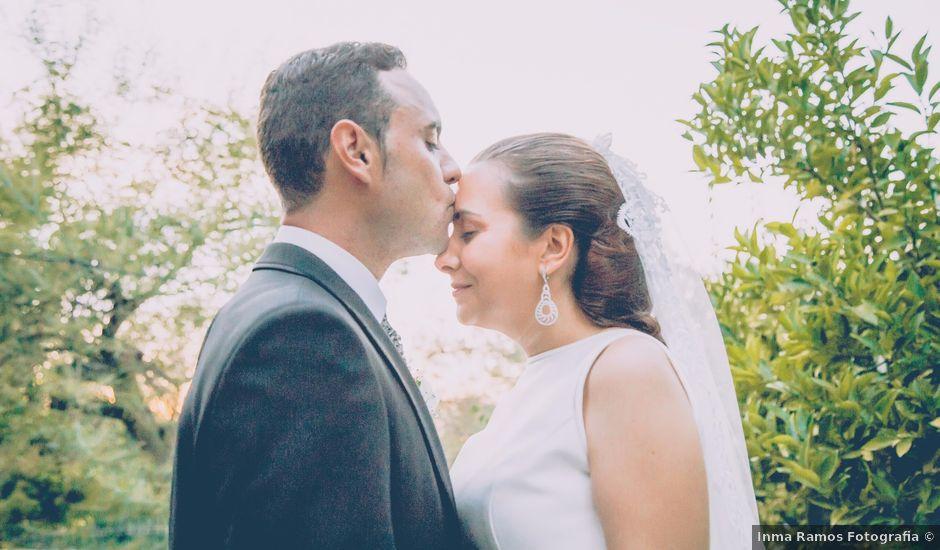 La boda de Victor y Ángela en Talarrubias, Badajoz