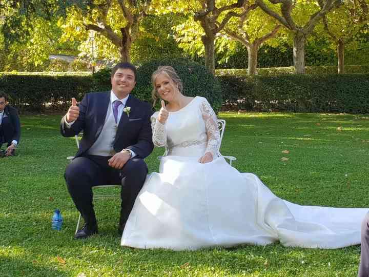 La boda de Sonia y Jose Luis