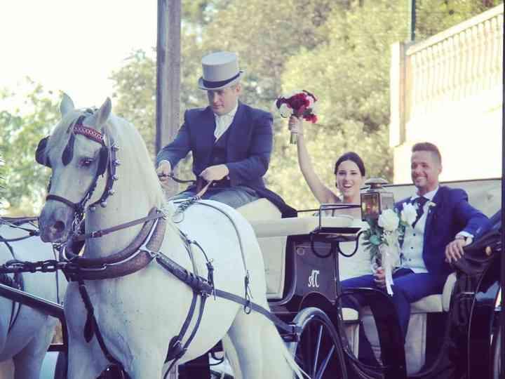 La boda de Jose y Monica
