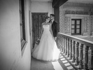 La boda de Miriam y Rubén