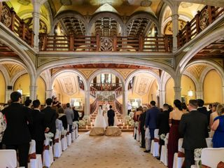 La boda de Eva y Javier 2