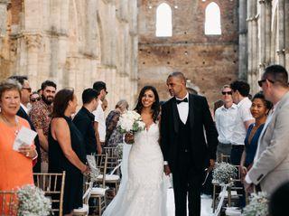 La boda de Maxine y Frank 1