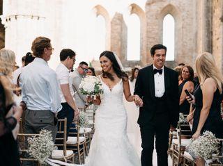 La boda de Maxine y Frank 3