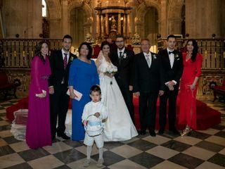 La boda de María del Mar y Javier