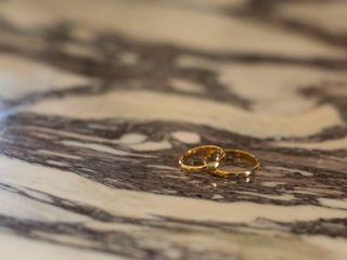 La boda de Irene y Gianlluca 1