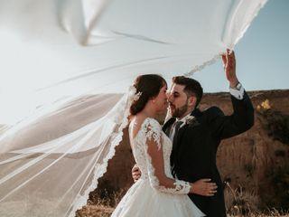 La boda de Rubén y Miriam en Burujón, Toledo 2