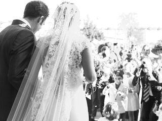 La boda de Amaya y Gonzalo