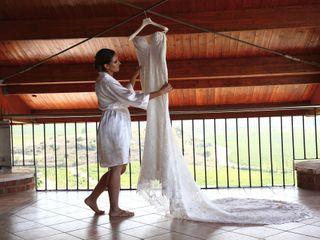 La boda de Lara y Tom 1