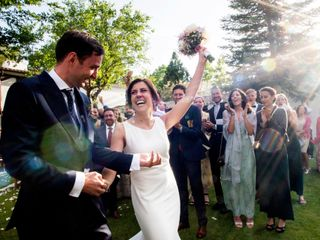 La boda de Maria y Kess