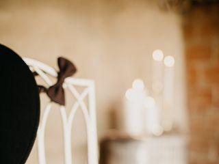 La boda de Siena y Bruno 1