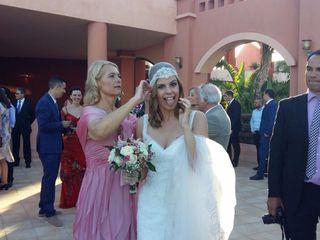 La boda de Sybelle  y Joan 1