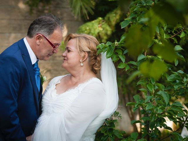 La boda de Adela y Nacho