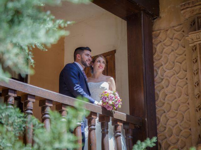 La boda de Rubén y Miriam en Molina De Aragon, Guadalajara 37
