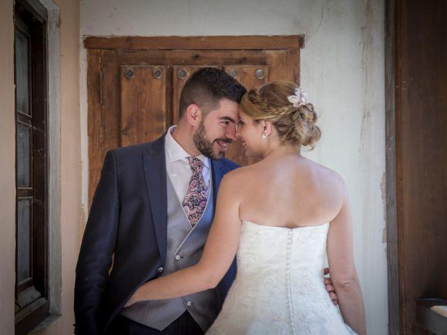 La boda de Rubén y Miriam en Molina De Aragon, Guadalajara 38