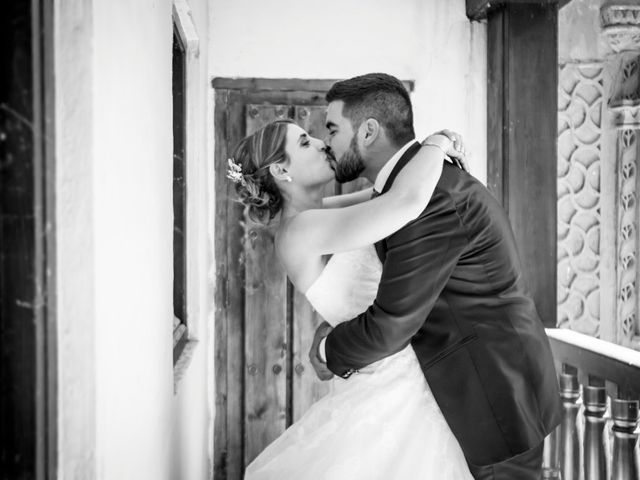 La boda de Rubén y Miriam en Molina De Aragon, Guadalajara 40