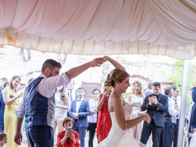 La boda de Rubén y Miriam en Molina De Aragon, Guadalajara 54