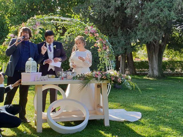 La boda de Jose Luis y Sonia en El Burgo De Ebro, Zaragoza 1