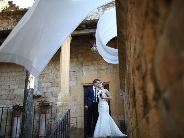 La boda de Clara y Branko