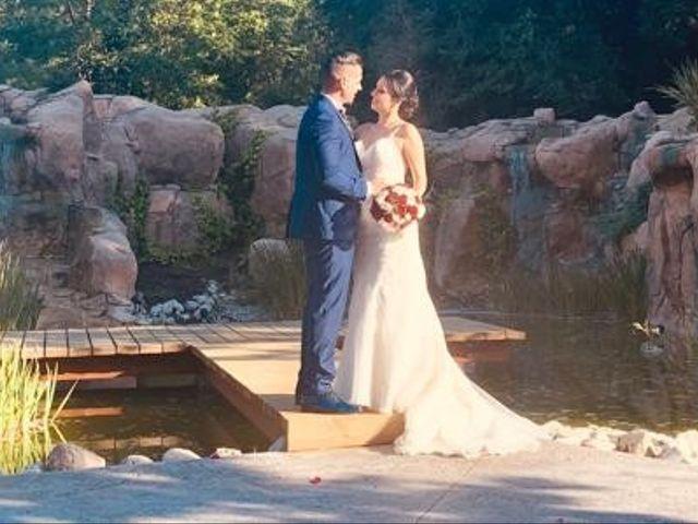 La boda de Monica y Jose en Sant Fost De Campsentelles, Barcelona 2