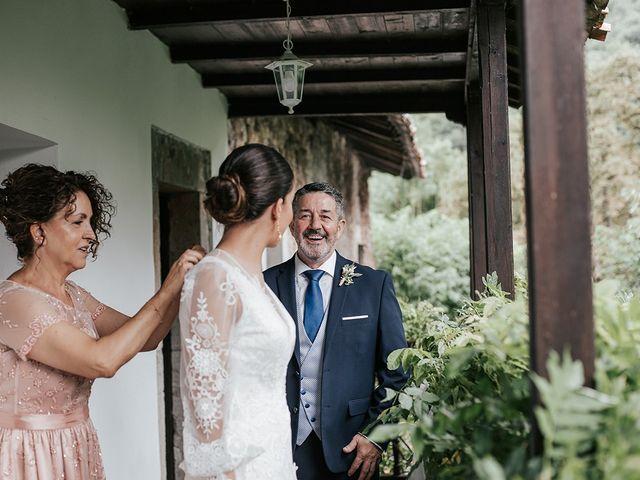 La boda de Pablo y María en Grado, Asturias 21