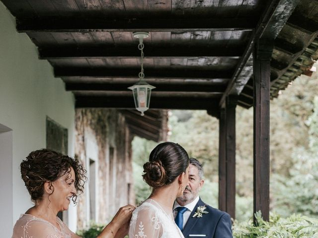 La boda de Pablo y María en Grado, Asturias 22